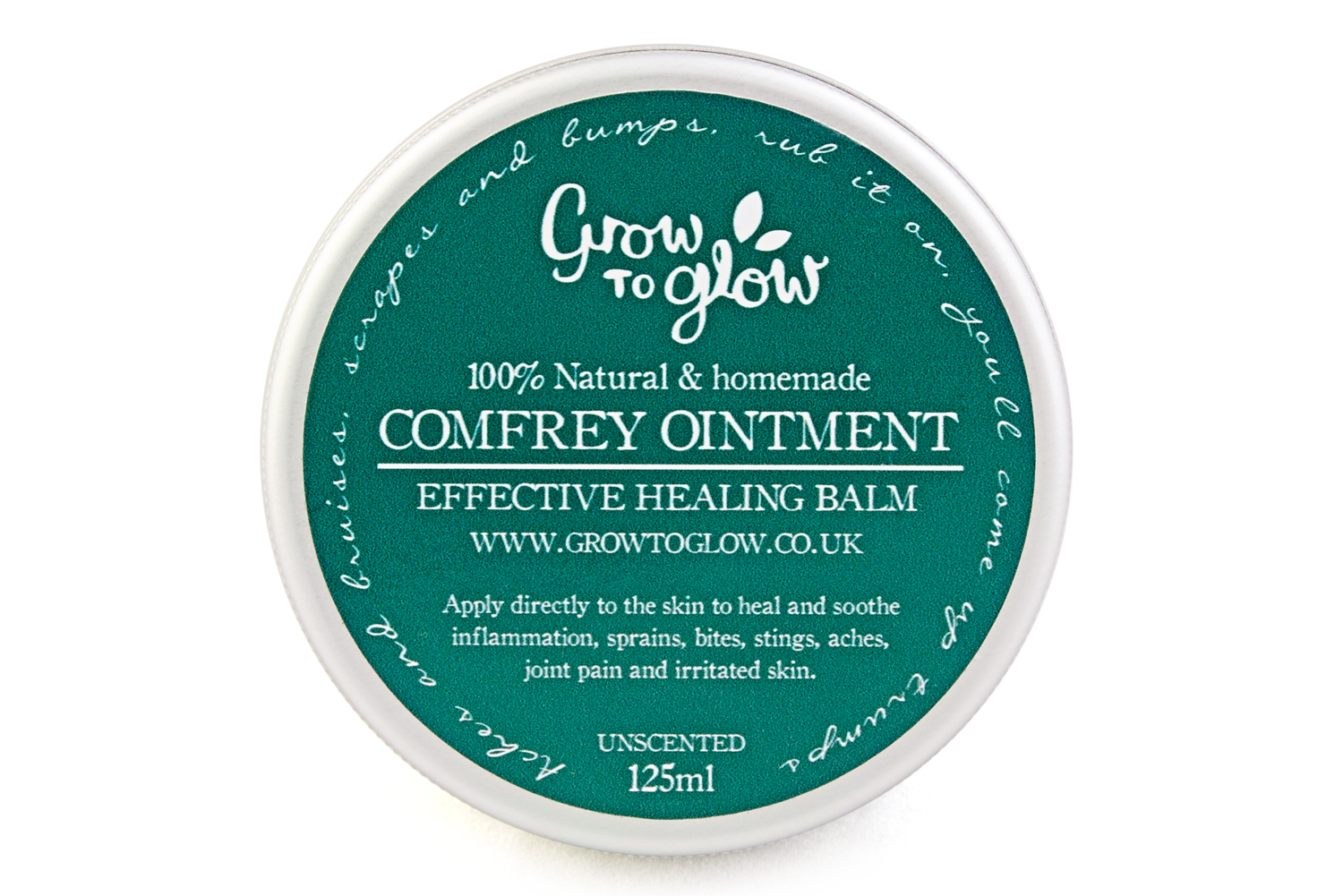 Comfrey Ointment_003