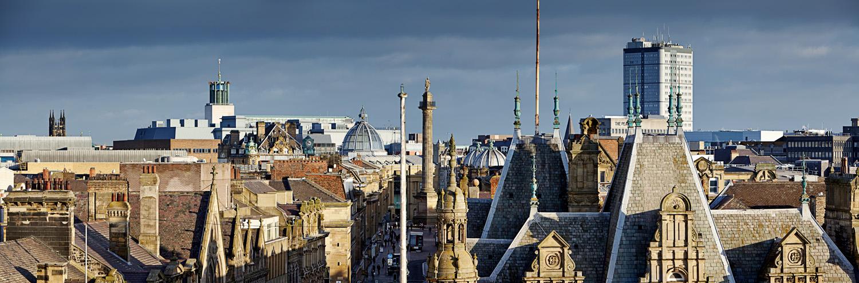Newcastle Skyline Stitch